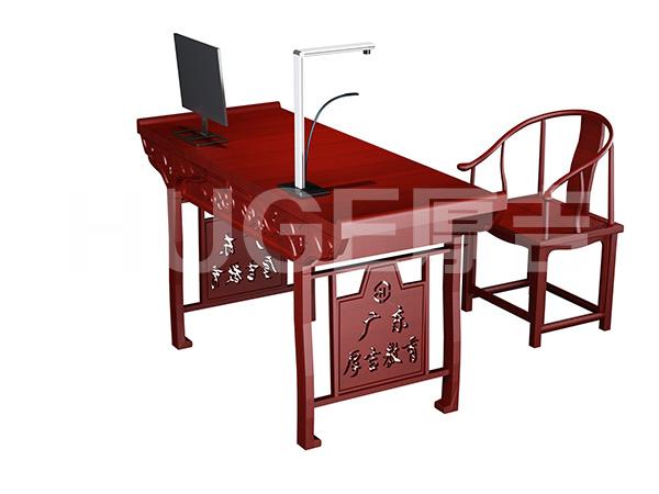 书法教室教师桌椅